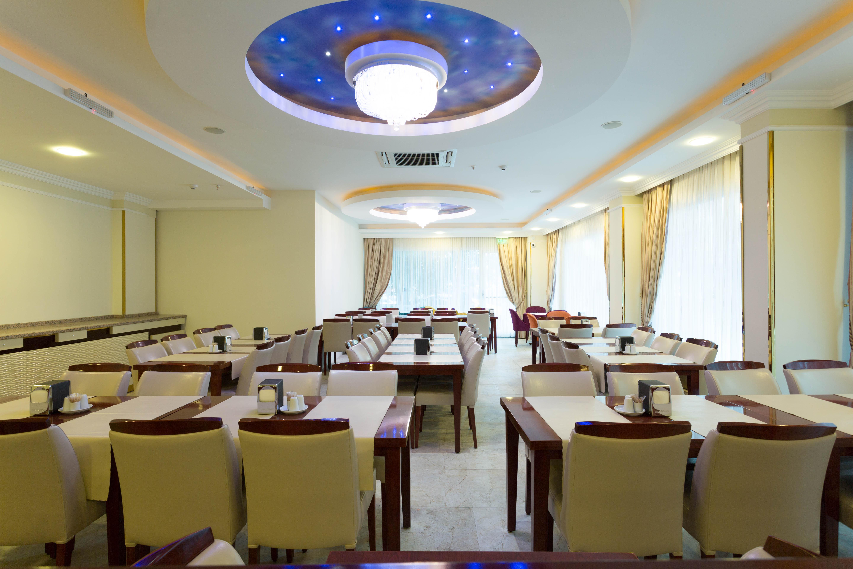 İzan Otel - Restaurant