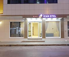 İzan Otel - Olanaklar